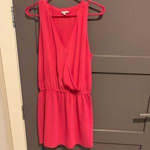 Naked Zebra Pink Dress